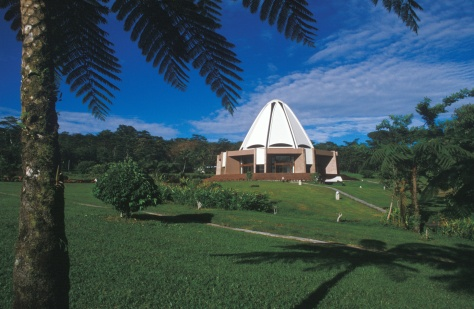 House Of Workship of Pacific Islands