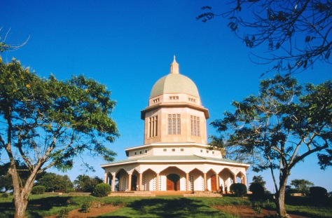 House Of Worship African Continent